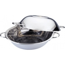 BERGHOFF Wok 36cm Set Double 1104218  (*)